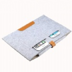 RAINYEAR Ultra Slim and Lightweight Protective Felt Sleeve Case