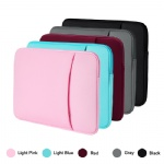 RAINYEAR Laptop Sleeve Padded Bag Computer Case Cover With Small Case for Charger or Mouse, for MacBook/Notebook/Ultralbook/Tablet/Chromebook of Dell HP ThinkPad Lenovo