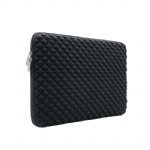 RAINYEAR Laptop Sleeve Diamond Foam Water&Shock Resistant Protective Case Bag